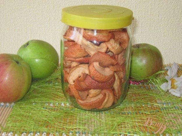 фото рецепта: Сушка из яблок на зиму