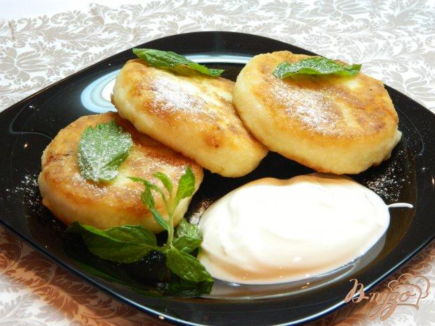 фото рецепта: Ванильные сырники